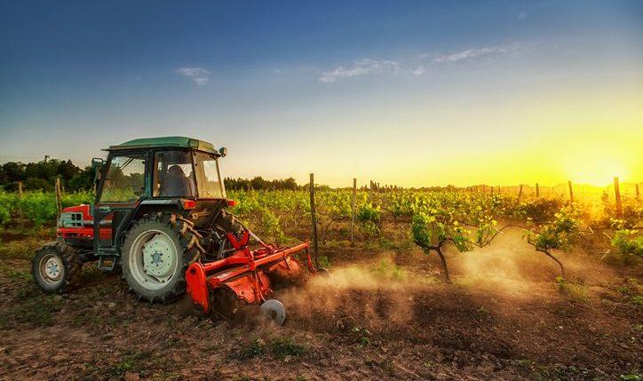 venta de tractores agricolas