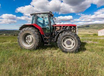 partes del tractor