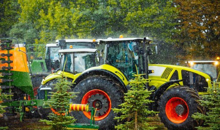 sector de la maquinaria agricola