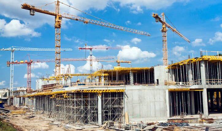 sector de la construccion en 2020