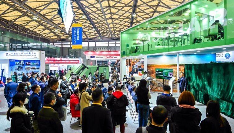 bauma 2020 China