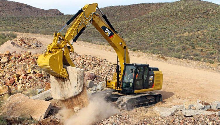 maquinarias movimiento de tierras